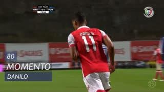 SC Braga, Jogada, Danilo aos 80'