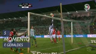 Rio Ave FC, Jogada, F. Geraldes aos 5'