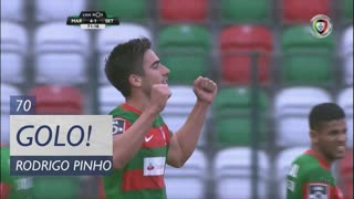 GOLO! Marítimo M., Rodrigo Pinho aos 70', Marítimo M. 4-1 Vitória FC