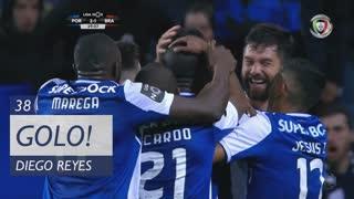 GOLO! FC Porto, Diego Reyes aos 38', FC Porto 2-1 SC Braga
