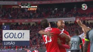 GOLO! SL Benfica, Luisão aos 7', SL Benfica 1-0 Vitória FC