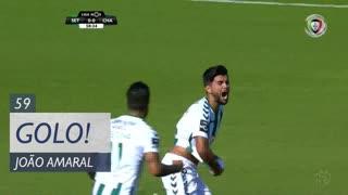 GOLO! Vitória FC, João Amaral aos 59', Vitória FC 1-0 GD Chaves