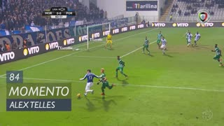 FC Porto, Jogada, Alex Telles aos 84'