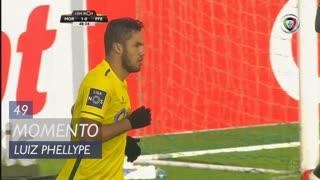 FC P.Ferreira, Jogada, Luiz Phellype aos 49'
