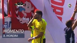 FC P.Ferreira, Jogada, Bruno Moreira aos 72'