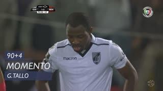 Vitória SC, Jogada, G. Tallo aos 90'+4'