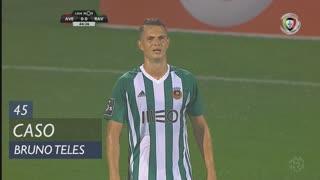 Rio Ave FC, Caso, Bruno Teles aos 45'