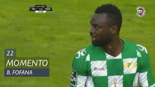 Moreirense FC, Jogada, Boubacar Fofana aos 22'