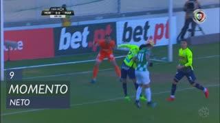 Moreirense FC, Jogada, Neto aos 9'
