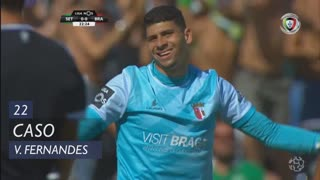 Vitória FC, Caso, Vasco Fernandes aos 22'