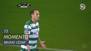 Sporting CP, Jogada, Bruno César aos 73'