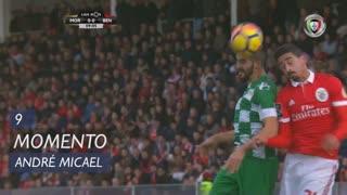 Moreirense FC, Jogada, André Micael aos 9'