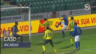 FC P.Ferreira, Caso, Ricardo aos 10'