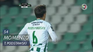 Vitória FC, Jogada, Tomás Podstawski aos 54'