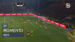 SL Benfica, Jogada, Rafa aos 24'