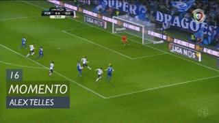 FC Porto, Jogada, Alex Telles aos 16'