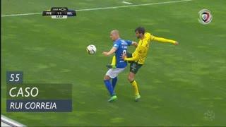 FC P.Ferreira, Caso, Rui Correia aos 55'