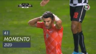 Moreirense FC, Jogada, Zizo aos 41'