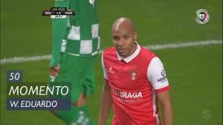 SC Braga, Jogada, Wilson Eduardo aos 50'