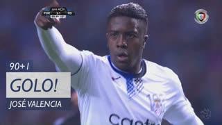 GOLO! CD Feirense, José Valencia aos 90'+1', FC Porto 2-1 CD Feirense