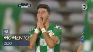 Moreirense FC, Jogada, Zizo aos 48'