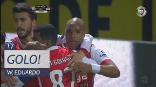 GOLO! SC Braga, Wilson Eduardo aos 17', FC P.Ferreira 0-1 SC Braga