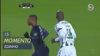 Vitória FC, Jogada, Edinho aos 15'