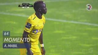 FC P.Ferreira, Jogada, A. Mabil aos 64'
