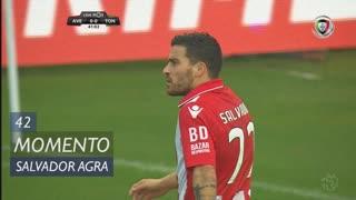 CD Aves, Jogada, Salvador Agra aos 42'