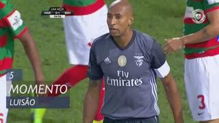 SL Benfica, Jogada, Luisão aos 5'