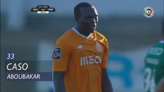 FC Porto, Caso, Aboubakar aos 33'