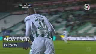 Vitória FC, Jogada, Edinho aos 1'