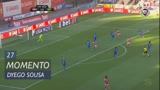SC Braga, Jogada, Dyego Sousa aos 27'