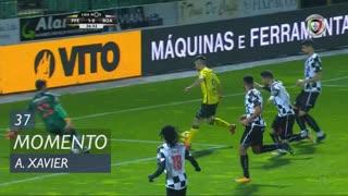 FC P.Ferreira, Jogada, António Xavier aos 37'