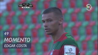 Marítimo M., Jogada, Edgar Costa aos 45'+4'