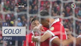 GOLO! SL Benfica, Jonas aos 19', SL Benfica 2-0 GD Chaves