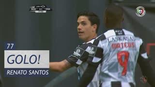 GOLO! Boavista FC, Renato Santos aos 77', Boavista FC 3-1 GD Chaves