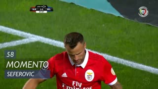 SL Benfica, Jogada, H. Seferovic aos 58'