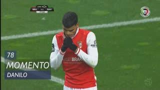 SC Braga, Jogada, Danilo aos 78'