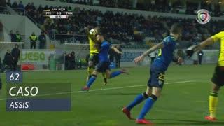 FC P.Ferreira, Caso, Assis aos 62'