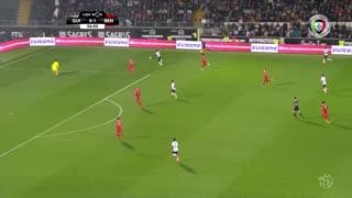 SL Benfica, Caso, M. Svilar aos 57'