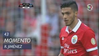 SL Benfica, Jogada, R. Jiménez aos 43'