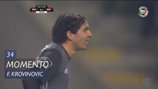 SL Benfica, Jogada, F. Krovinovic aos 34'