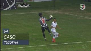 Boavista FC, Caso, Yusupha aos 64'
