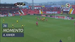 FC P.Ferreira, Jogada, António Xavier aos 36'