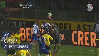 FC P.Ferreira, Caso, Mário Felgueiras aos 29'