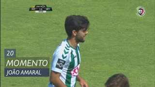Vitória FC, Jogada, João Amaral aos 20'