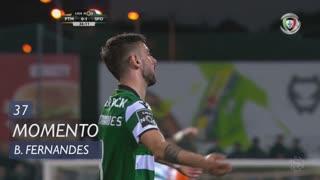 Sporting CP, Jogada, Bruno Fernandes aos 37'