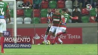 Marítimo M., Jogada, Rodrigo Pinho aos 88'