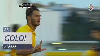 GOLO! Estoril Praia, Kléber aos 63', Estoril Praia 2-0 Vitória SC